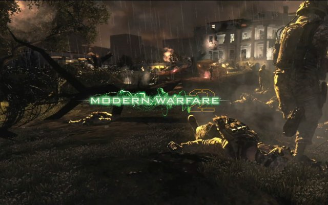 Call of Duty: Modern Warfare 2 New 'Infamy' Wallpapers