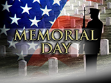 Memorial Day is a day of remembering the men and women who died while serving in the United States Armed Forces.