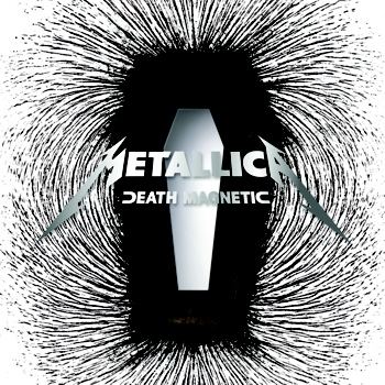 Metallica's highly anticipated ninth studio album Death Magnetic