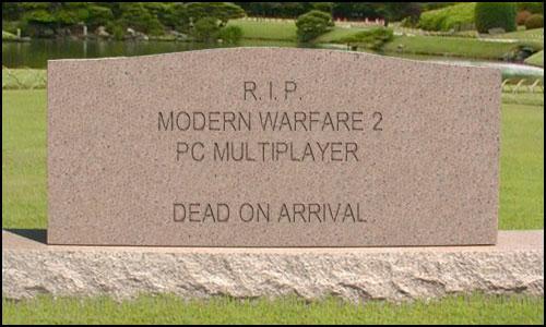 RIP MW2